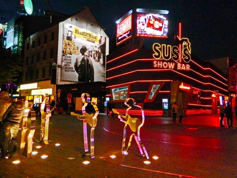 Бар-тур по «кварталу красных фонарей» Репербан