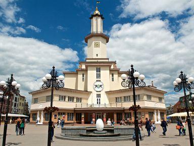 Обзорные и тематические экскурсии в городе Ивано-Франковск