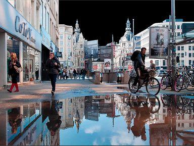 Экскурсия в Антверпене: Волшебство в Антверпене