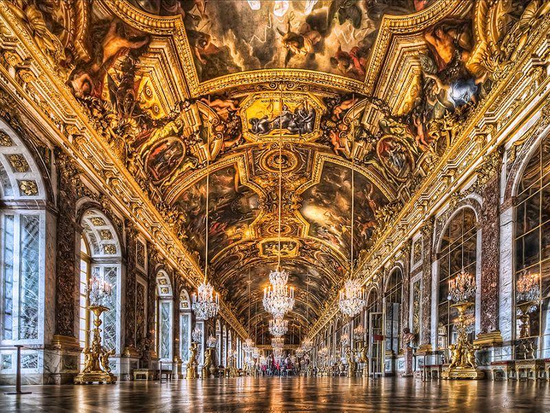 Экскурсия Онлайн-экскурсия «Версаль— жемчужина французской короны»