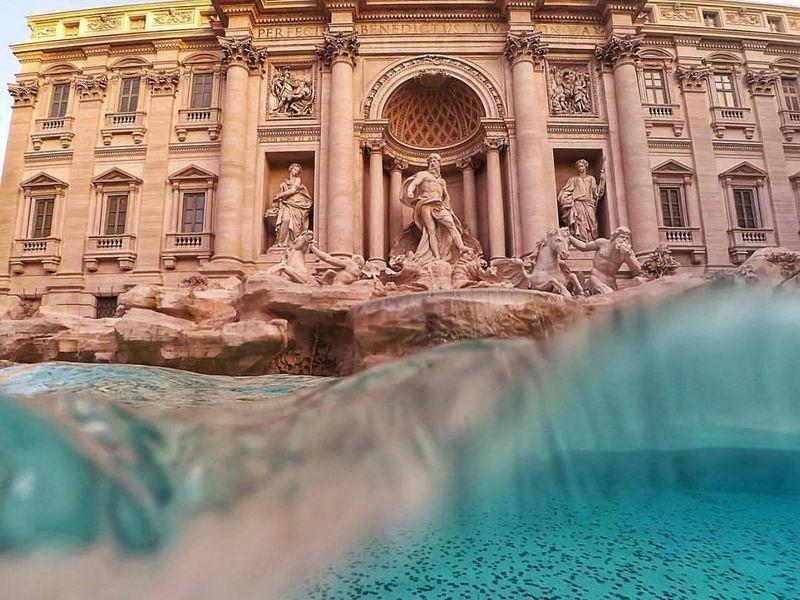 Экскурсия Онлайн-экскурсия «Тайная жизнь римских достопримечательностей»