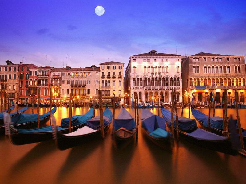 Фото: Ночная Венеция: пешком и по воде в компании коренного венецианца