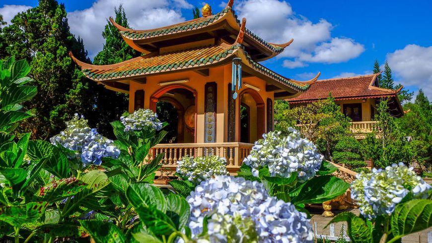 Далат— уголок Франции воВьетнаме