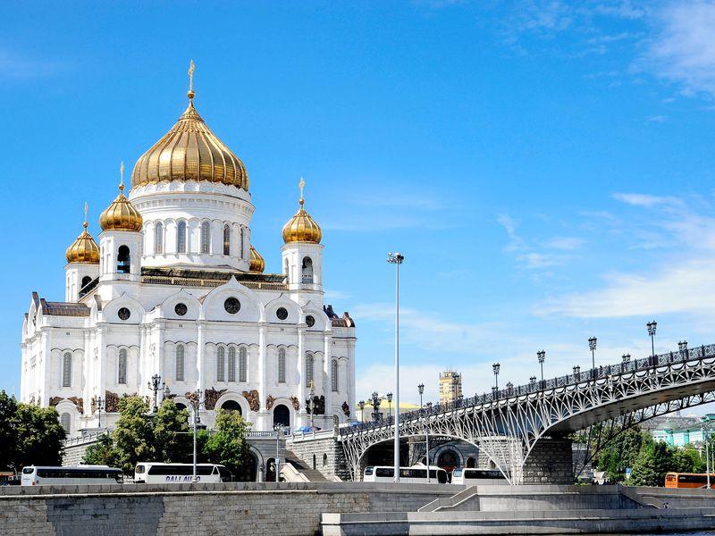 Экскурсия Мультикарта в Москве