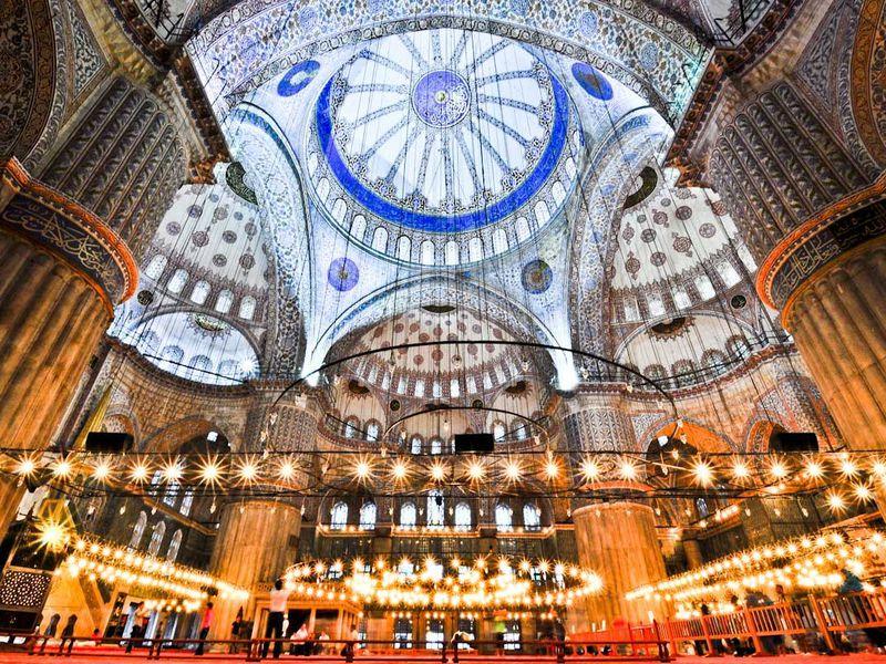 Открыть Стамбул за один день: путешествие из Сиде