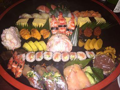 Экскурсия в Токио: Суши-ресторан в традиционном квартале