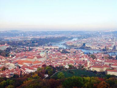 Лучшие панорамы Праги