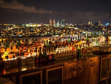 Ночная жизнь Стамбула, или пора по барам!
