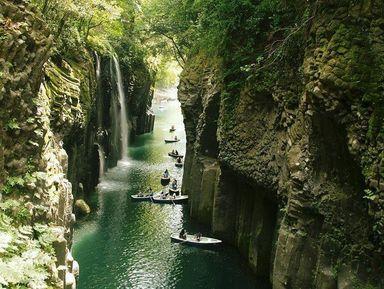 Каньоны и водопады — тайные сокровища западной Грузии