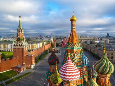 Сердце Москвы: Красная площадь и Александровский сад