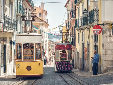 Жизнь старого Лиссабона