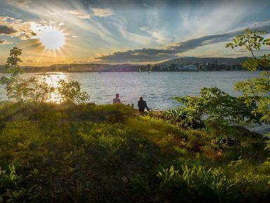 Морские пейзажи Осло