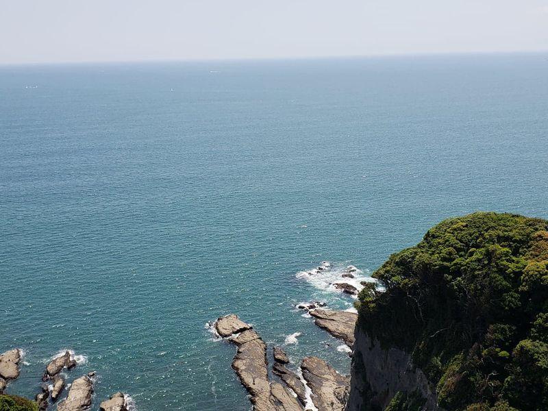 Живописное побережье Сёнан