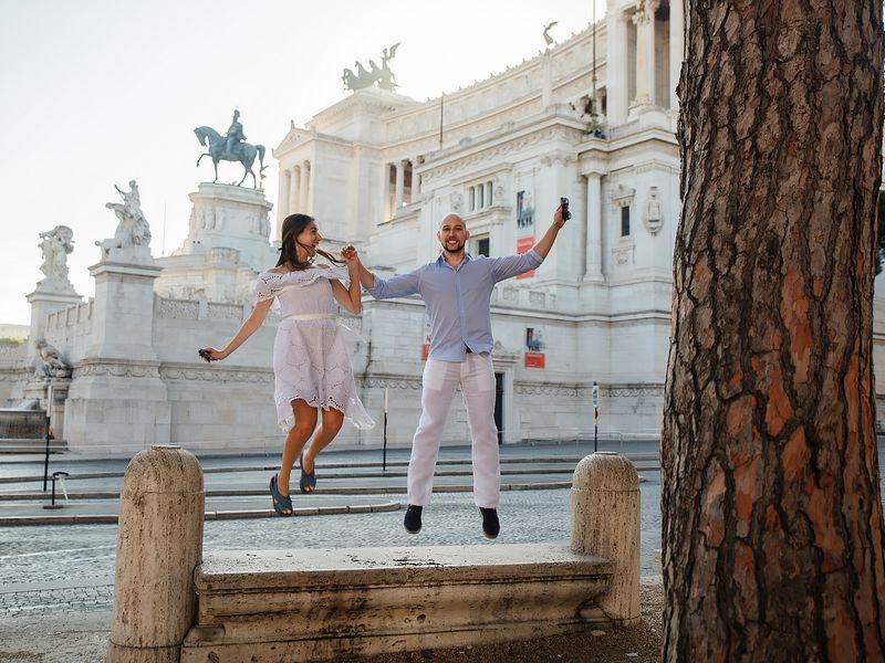 Экскурсия Непостановочная фотопрогулка в сердце Рима
