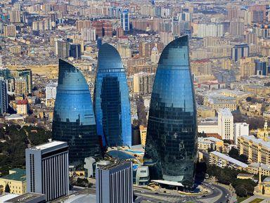 Земля и небо Баку