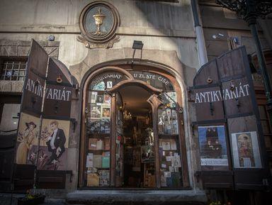 Тайная жизнь левобережной Праги