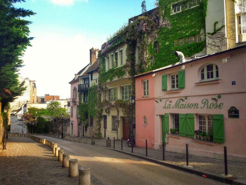 Экскурсия Прогулки по Монмартру