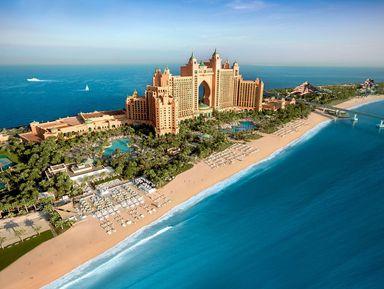Знакомство с Дубаем и профессиональные фотографии