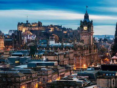 Экскурсия в Эдинбурге: Мистический Эдинбург