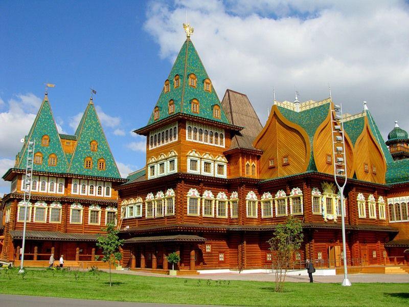 Экскурсия Коломенское: открываем тайны царского дворца