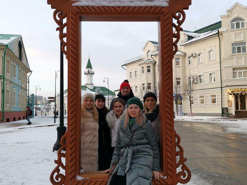 Казань прекрасная и многогранная