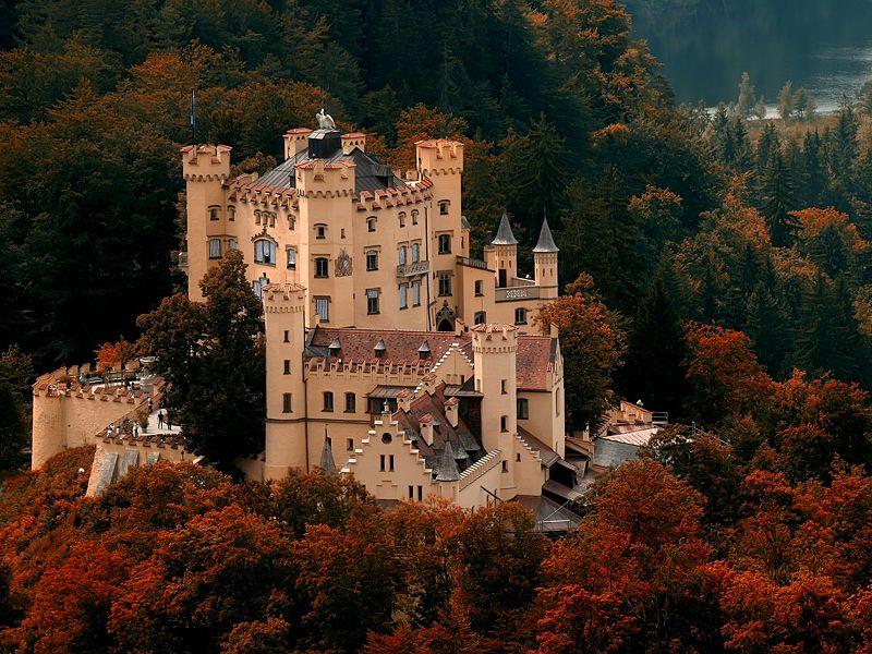 Фото: Замки баварских королей