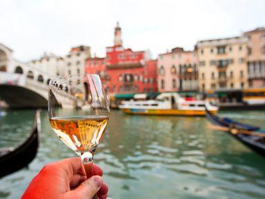 Винный мир Италии свенецианским сомелье