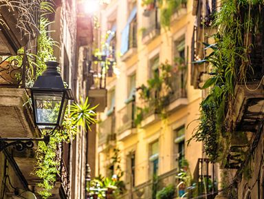 Авторский тур поСтарой Барселоне— всё олюбви!