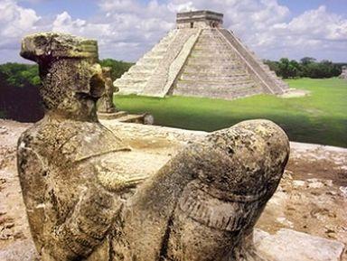 Навстречу городам майя и текиле