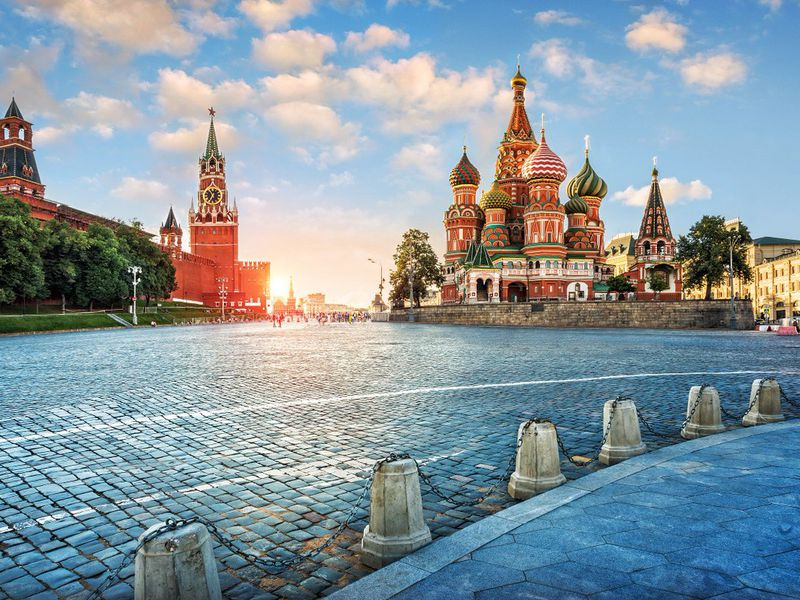 Экскурсия Загадки Красной площади для детей ивзрослых