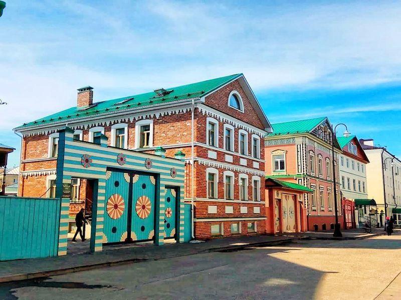 Казанский кремль ився Казань за4часа