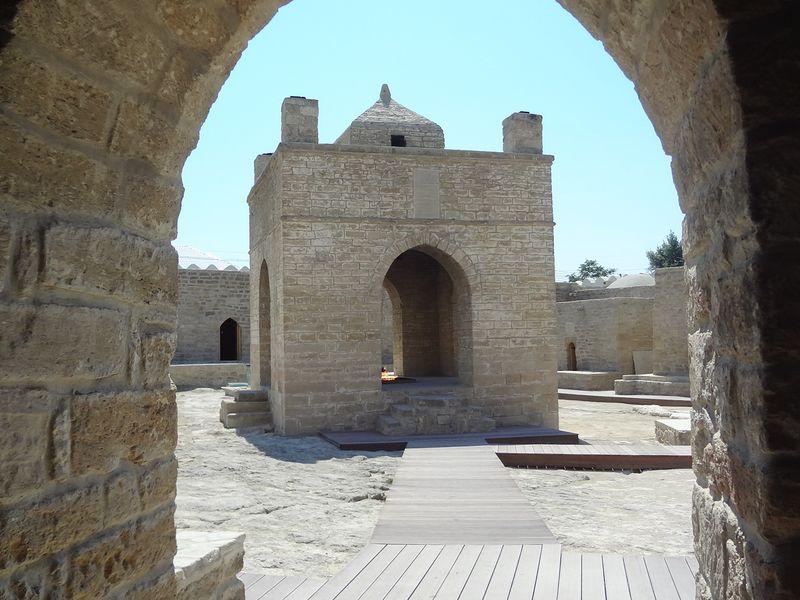 Зороастрийская история Азербайджана
