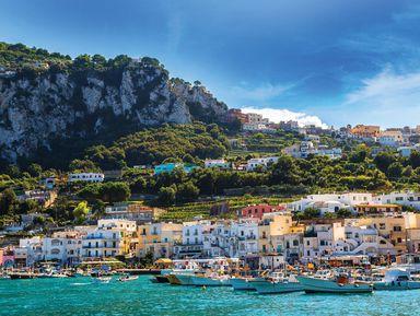 Необыкновенный Неаполь своды