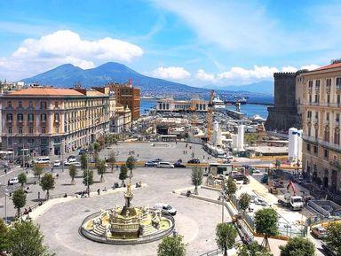 Ежедневная прогулка по Неаполю
