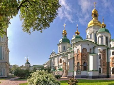 Трансфер+экскурсия по загадочному Киеву