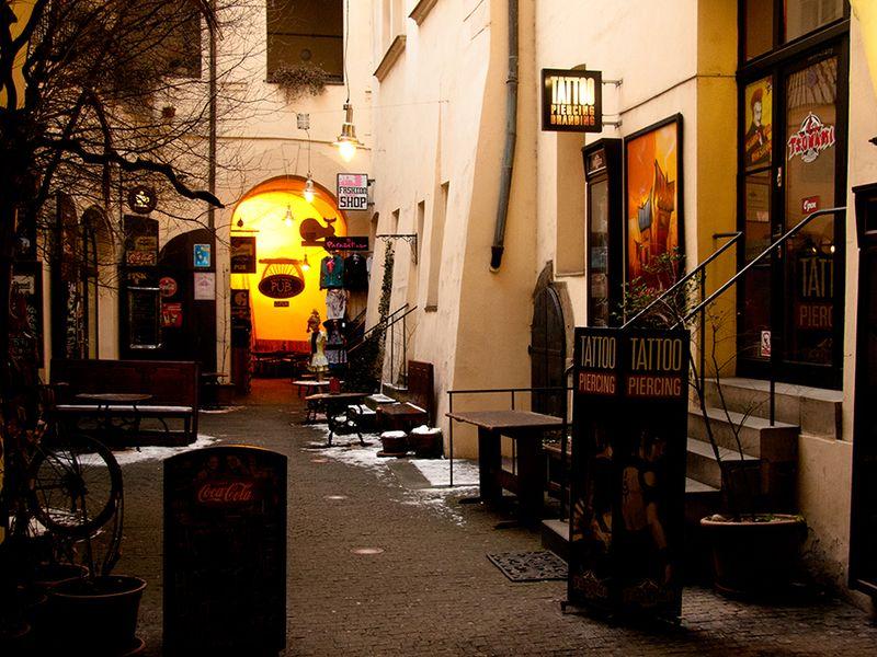 Экскурсия Дворы, задворки и подворотни Старого города