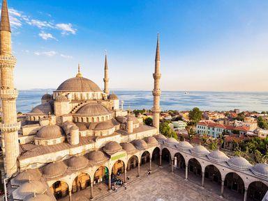 Стамбул — первое знакомство