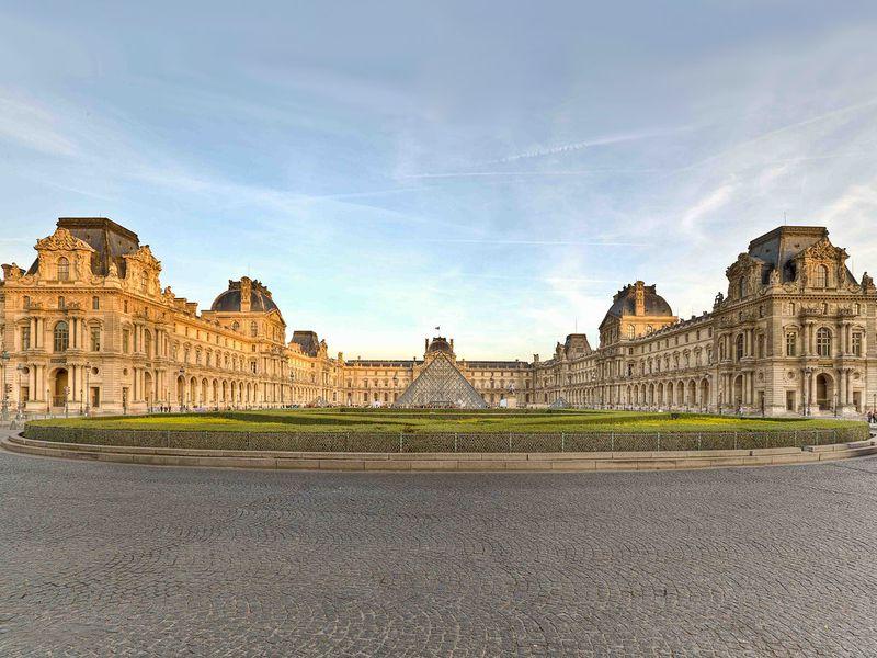 Экскурсия Главные сокровища Лувра за2часа
