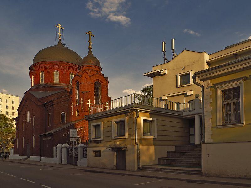 Экскурсия Замоскворечье – другая Москва
