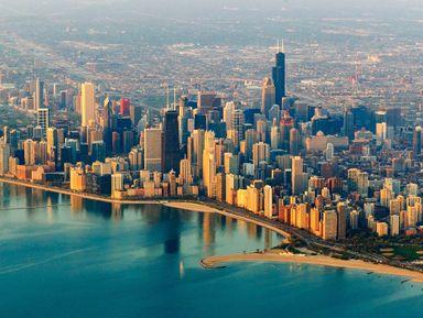 Чикаго— родина небоскребов