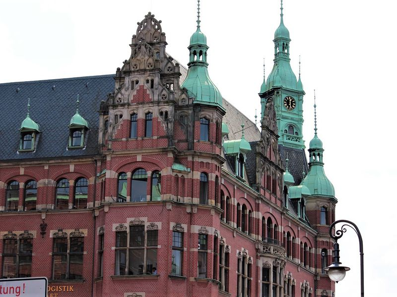 Мой любимый Гамбург: от центра до окраин