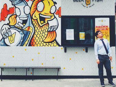 Инстаграм-прогулка по яркому Гонконгу