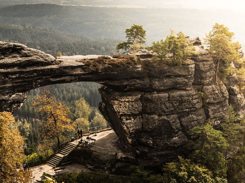 Экскурсия Всердце Чешской Швейцарии