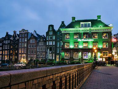«Совершенно секретно»: позапретным местам Амстердама