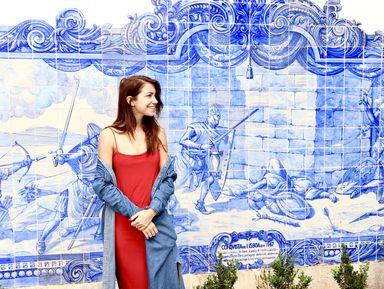 Фотосессия и прогулка по Лиссабону