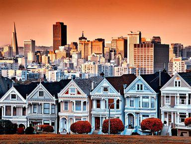 Добро пожаловать в Сан-Франциско!