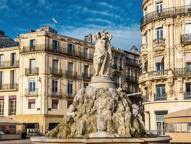 Экскурсия в Монпелье: Монпелье— открыть настоящую Южную Францию