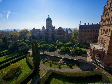 Обзорные и тематические экскурсии в городе Черновцы