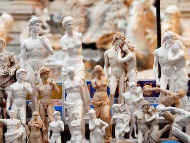 Отгадай 12олимпийских богов: игра сАфинами