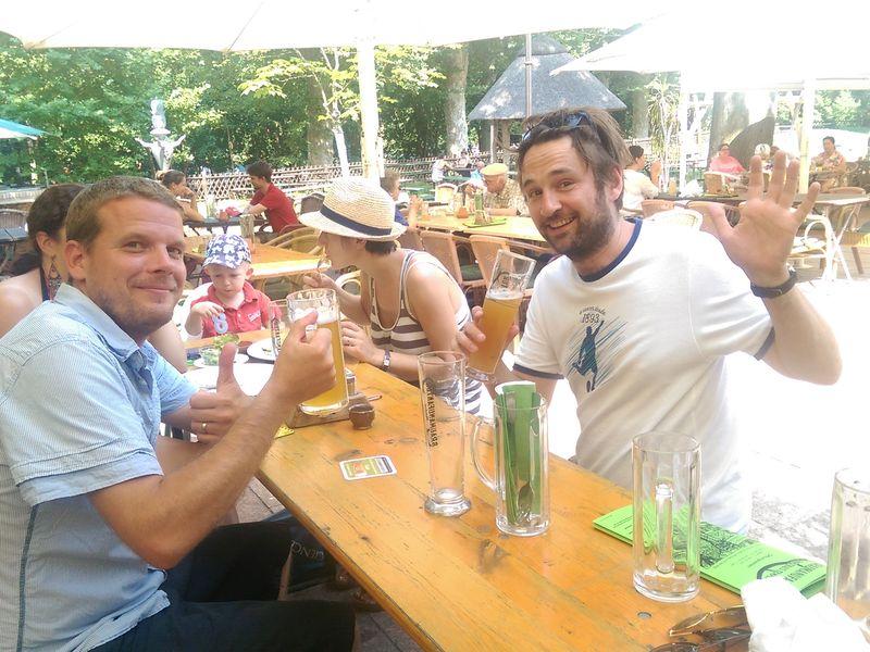 Пивной тур в Берлине